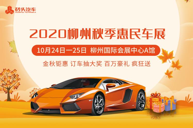 2020柳州秋季惠民车展